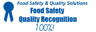 Silliker Food Safety & Quality Solutions Food Safety Quality Recognition